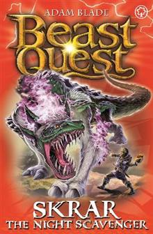 Beast Quest: Skrar the Night Scavenger: Series 21 Book 2