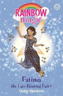 Rainbow Magic: Fatima the Face-Painting Fairy: The Funfair Fairies Book 2
