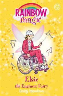 Rainbow Magic: Elsie the Engineer Fairy: The Discovery Fairies Book 4