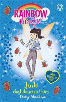 Rainbow Magic: Jude the Librarian Fairy: Special