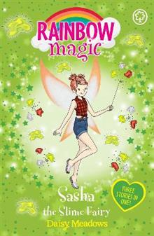Rainbow Magic: Sasha the Slime Fairy: Special