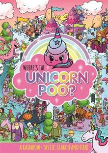 Where's the Unicorn Poo? A Search and find
