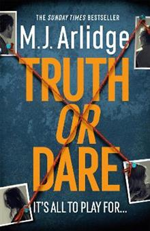 Truth or Dare: Pre-order the nail-biting new Helen Grace thriller now