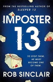 Imposter 13: The breath-taking, must-read bestseller!