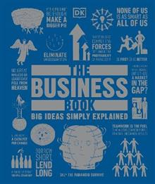 The Business Book: Big Ideas Simply Explained