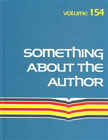 Something About the Author: v. 154