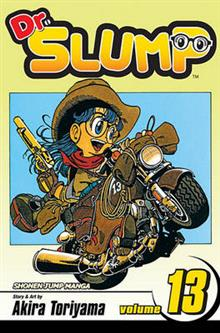 Dr. Slump, Vol. 13