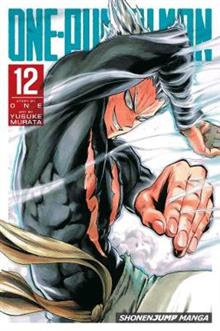 one punch man vol 12 by one isbn 9781421596204 viz media subs