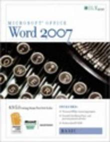 Word 2007: CertBlaster and CBT Student Manual with Data
