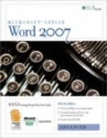Word 2007: CertBlaster and CBT Student Manual with Data: Advanced