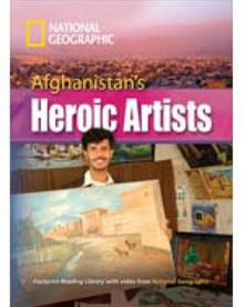 Afghanistan's Heroic Artists: Footprint Reading Library 3000