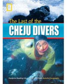 The Last of the Cheju Divers + Book with Multi-ROM: Footprint Reading Library 1000
