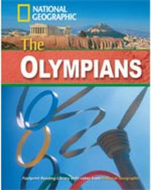 The Olympians + Book with Multi-ROM: Footprint Reading Library 1600