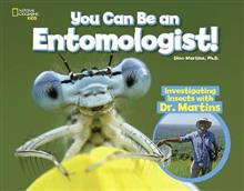 You Can Be an Entomologist: Investigating Insects