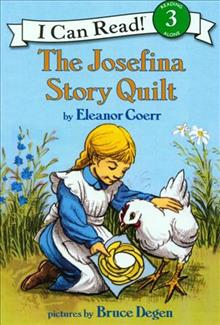 the Josefina Story Quilt (4 Paperback/1 CD)