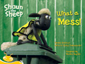Bug Club Level 7 - Yellow: Shaun the Sheep - What a Mess!
