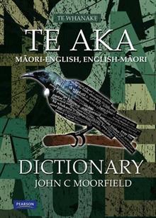 te aka maori-eng eng-maori dictionary