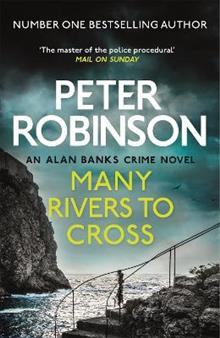 Many Rivers to Cross: DCI Banks 26