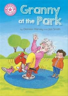Reading Champion: Granny at the Park: Independent Reading Pink 1B