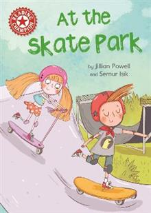 Reading Champion: At the Skate Park: Independent Reading Red 2