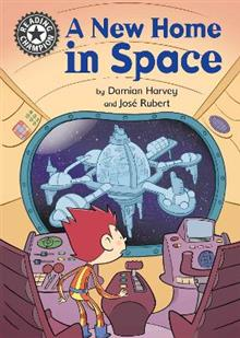 Reading Champion: A New Home in Space: Independent Reading 13