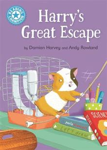 Reading Champion: Harry's Great Escape: Independent Reading Blue 4