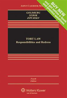 Tort Law: Responsibilities and Redress