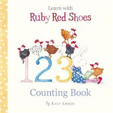 Learn with Ruby Red Shoes: Counting Book