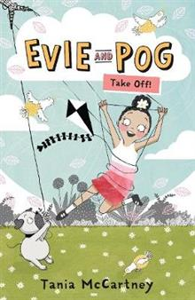 Evie and Pog: Take Off!