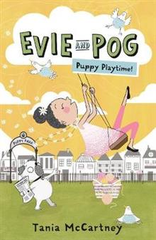 Evie and Pog: Puppy Playtime!