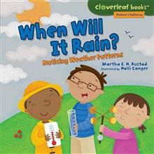 When Will It Rain: Noticing Weather Patterns