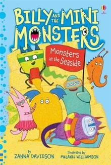 Billy and the Mini Monsters at the Seaside