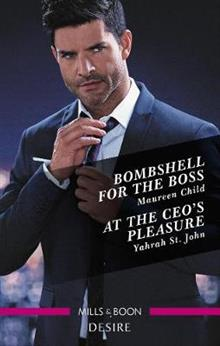 Bombshell for the Boss/At the CEO's Pleasure
