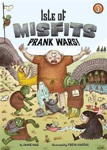 Isle of Misfits: Prank Wars!
