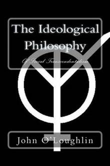 The Ideological Philosophy: Of Social Transcendentalism