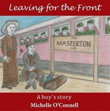 Leaving for the Front: A Boy's Story