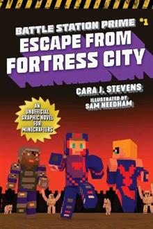 Escape from Fortress City: An Unofficial Graphic Novel for Minecrafters