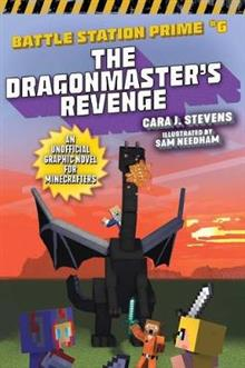 The Dragonmaster's Revenge, Volume 6: An Unofficial Graphic Novel for Minecrafters