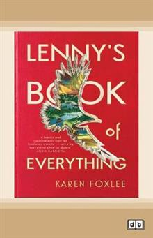 Lenny's Book of Everything: Shortlisted CBCA Book of the Year 2019 Older Readers