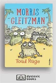 Toad Rage: Toad Series (book 1)