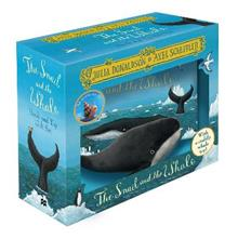 The Snail and the Whale: Book and Toy Gift Set