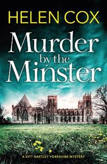 Murder by the Minster: the most gripping new cozy mystery series of 2019
