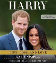 Harry (Unabridged): Life, Loss, and Love