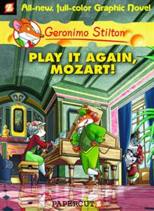 Geronimo Stilton 8: Play it Again, Mozart