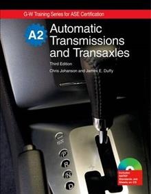 Automatic Transmissions and Transaxles: A2