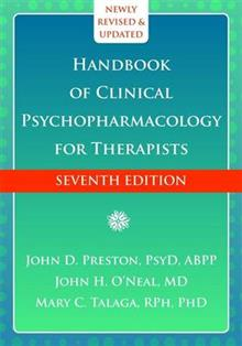 Handbook of Clinical Psychopharmacology for Therapists, 7th Edition
