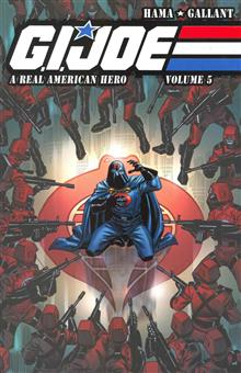 G.I. Joe A Real American Hero, Vol. 5