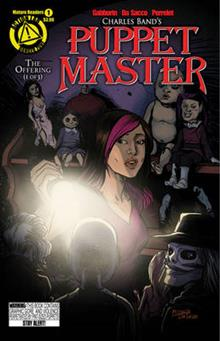Puppet Master Volume 1: The Offering