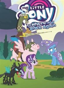 My Little Pony: To Where And Back Again