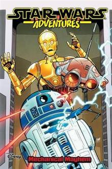 Star Wars Adventures Vol. 5: Mechanical Mayhem